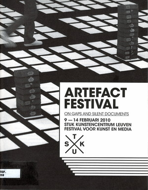Artefact Festival Catalogue 2010