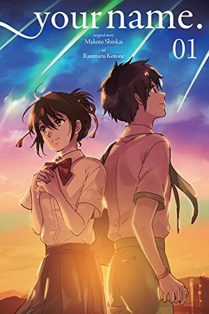 your name., Vol. 1 (manga) (your name. (manga))