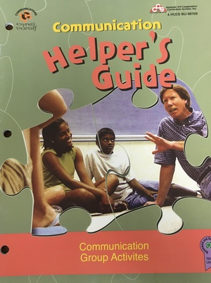 Communication Helper's Guide