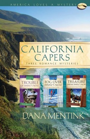 California Capers: Three Romance Mysteries