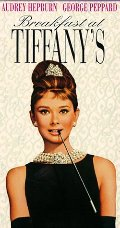 Breakfast at Tiffany's [VHS]