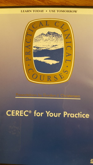 CEREC For Your Practice