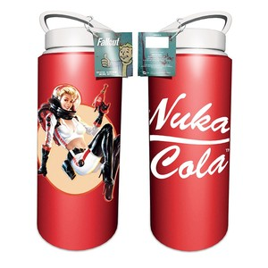 FALLOUT 4 - 700 ml Aluminium Bottle Nuka Cola