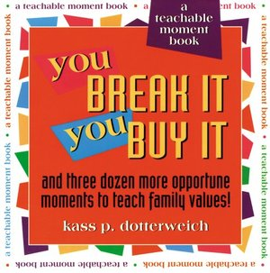 You Break It You Buy It: