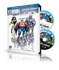 JLA: Earth 2 (Book & DVD Set)
