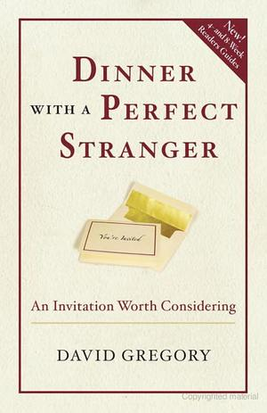 Dinner with a Perfect Stranger