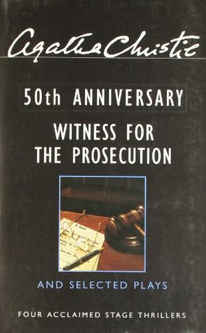 Harper Agatha Christie - Witness For The Prosecution