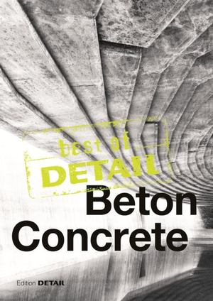 Best of Detail: Beton/Concrete