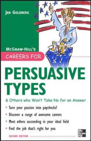 Persuasive Types and Others Who Won't Take No for an Answer