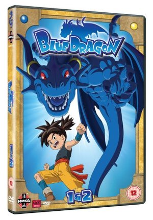 Blue Dragon Vol. 1-2 [DVD] [2007]