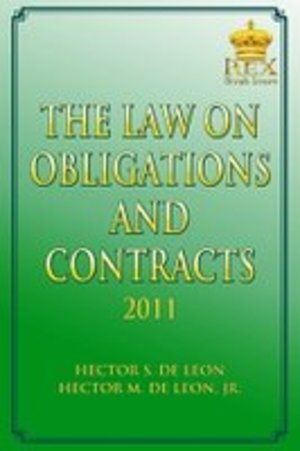 Law on Obligations and Contracts, The