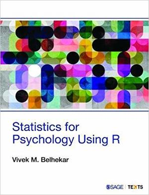 Statistics for Psychology Using R [CONTACT SJOG LIBRARY TO BORROW]