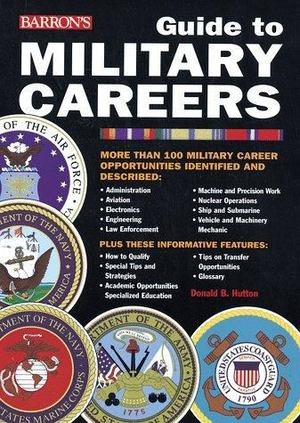 Barron's Guide to Military Careers