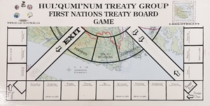 Hul'qumi'num Treaty Group First Nations Treaty Board