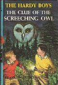 Clue of the Screeching Owl, The