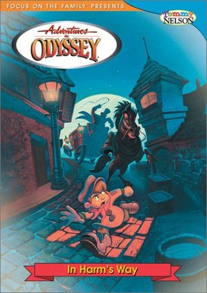 Adventures In Odyssey: In Harms Way with bonus 60 minute audio adventure [Import]