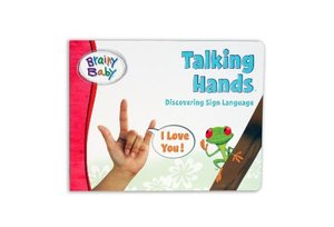 Brainy Baby Talking Hands: Discovering Sign Language