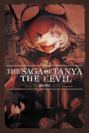 Saga of Tanya the Evil, Vol. 2 (light Novel), The