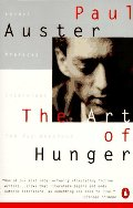 Art of Hunger: Essays, Prefaces, Interviews, The Red Notebook, The