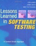 Lessons Learned in Software Testing: A Context Driven Approach (Computer Science)