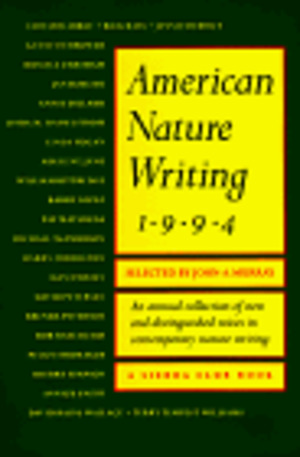 American Nature Writing 1994