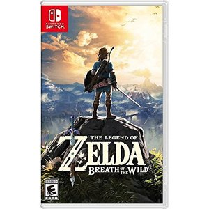 Legend of Zelda: Breath of the Wild - Switch, The