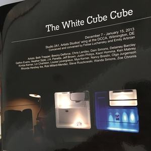 White Cube Cube, The
