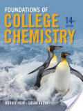 Foundations of College Chemistry, 14th Edition