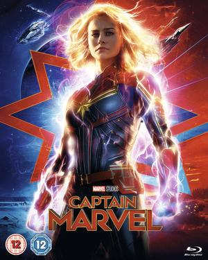 Captain Marvel [Blu-Ray] [Region B]