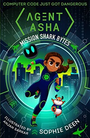 Agent Asha Mission Shark Bytes