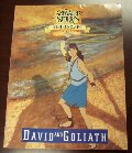 David And Goliath (The Animated Stories From The Bible Activity Book)