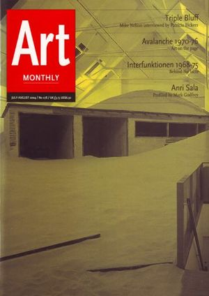 Art Monthly 278: Jul-Aug 2004
