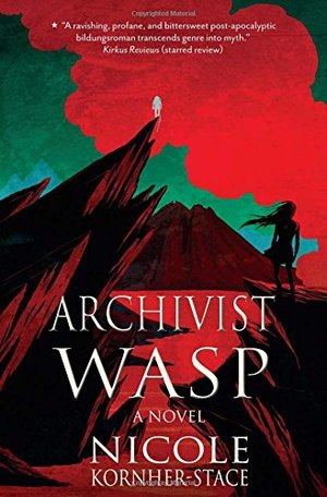 Archivist Wasp: a novel