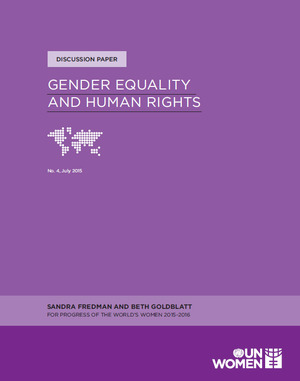 GenderEquality and Human Rights