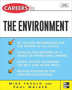 Careers in the Environment (Careers inâ| Series)