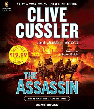Assassin (An Isaac Bell Adventure) CD, Unabridged, Audiobook, The