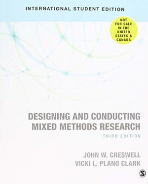 Designing and Conducting Mixed Methods Research [CONTACT SJOG LIBRARY TO BORROW]