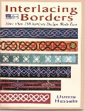 Interlacing Borders: More Than 100 Intricate Designs Made Easy