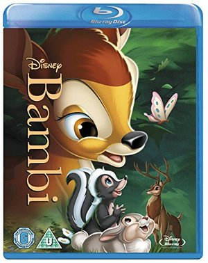 Bambi [UK Import] [Region Free] [Blu-ray]
