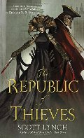 Republic of Thieves (Gentleman Bastards, 3), The