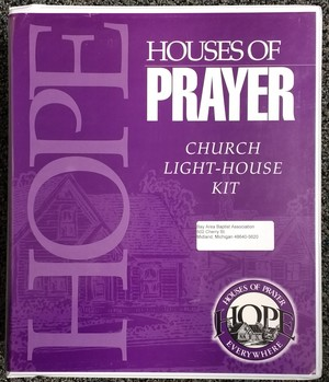 Houses of Prayer: Church Lighthouse Resource Kit