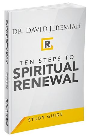 10 Steps to Spiritual Renewal: The Book of Nehemiah Study Guide