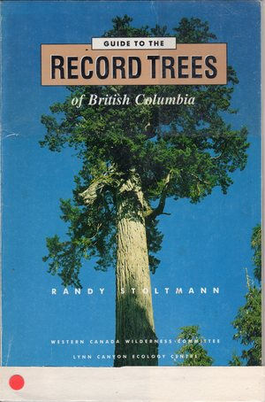 Guide to the Record Trees of British Columbia