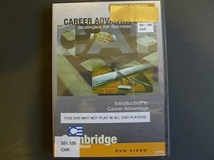 Career Advantage Strategies for Success: Introduction to Career Adventage