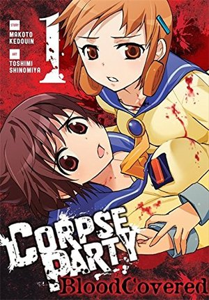Corpse Party: Blood Covered, Vol. 1