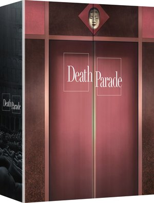 Death Parade: The Complete Series (Limited Edition Blu-ray/DVD Combo)