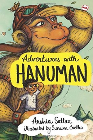 Adventures with Hanuman