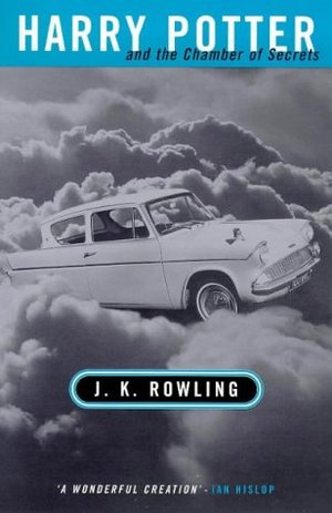 Harry Potter, volume 2: Harry Potter and the Chamber of Secrets