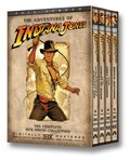 Adventures of Indiana Jones: The Complete DVD Movie Collection (Full Screen Edition), The