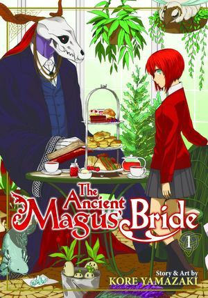 Ancient Magus' Bride, Vol. 1, The
